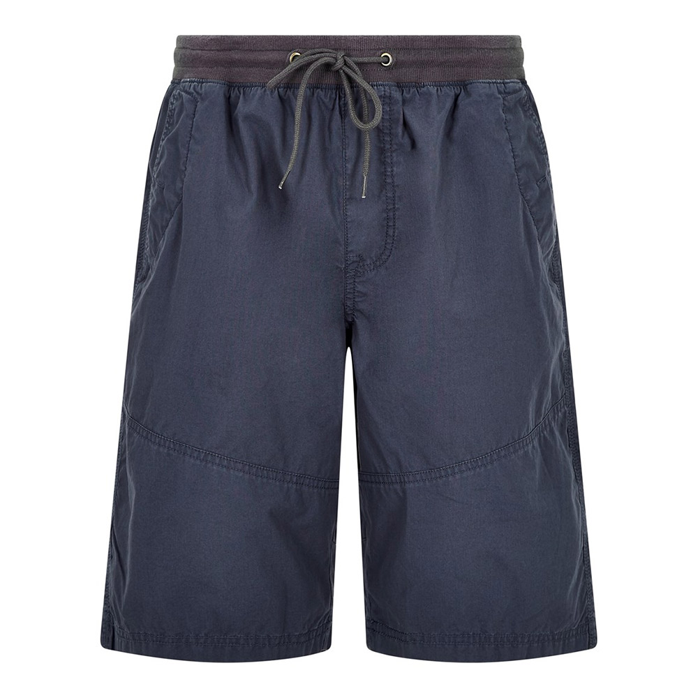 Weird Fish Mens Murrisk Casual Shorts-Dark Navy