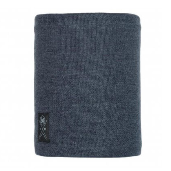 Buff Knitted Polar Neckwarmer-neo Navy