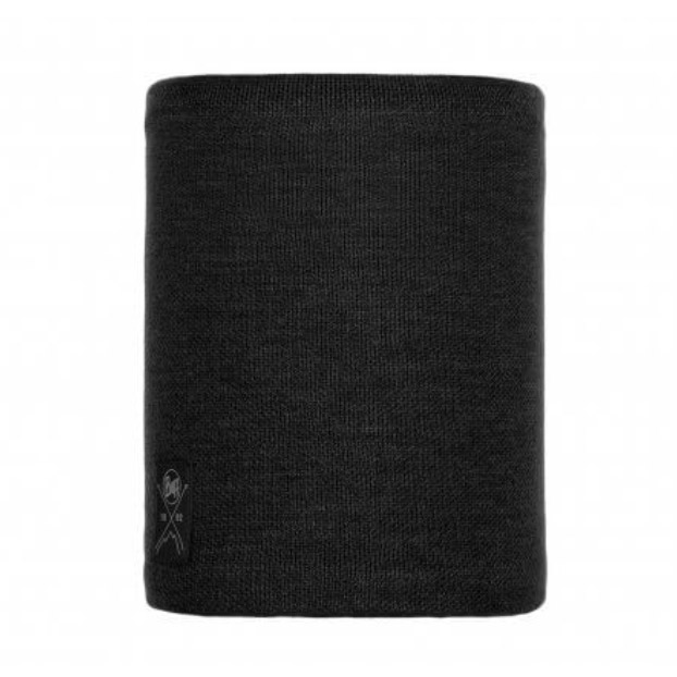 Buff Knitted Polar Neckwarmer-neo Black
