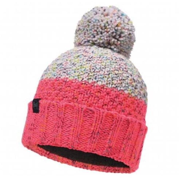 Buff Polar Knitted Hat-janna Cloud