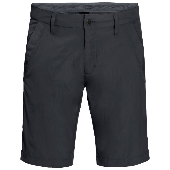 Jack Wolfskin Mens Desert Valley Shorts-Phantom
