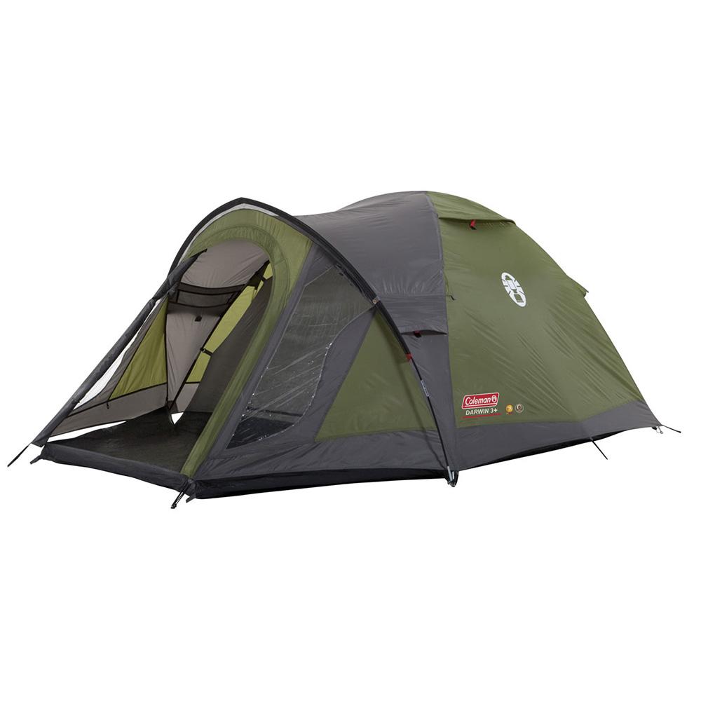 Coleman Darwin 3 Plus 3 Man Tent