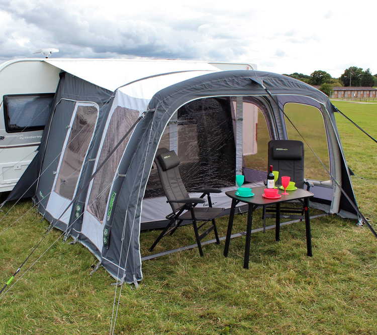 Outdoor Revolution Europa 380 Pro Air Awning