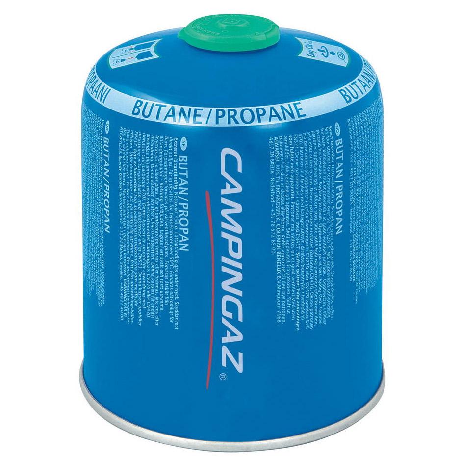 Campingaz Cv470 Plus Butane Propane Gas Cartridge