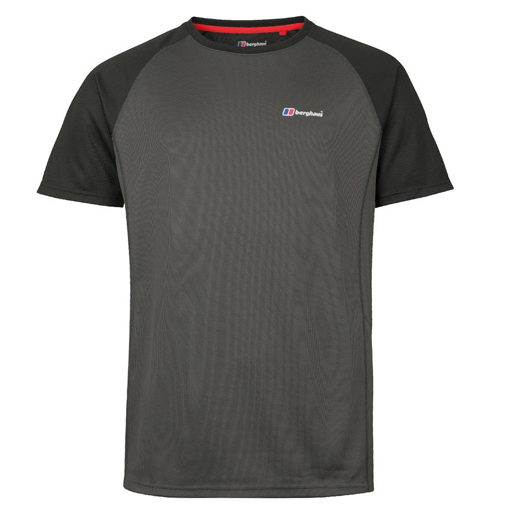 Berghaus Mens Tech 2.0 T-shirt - Carbon - L