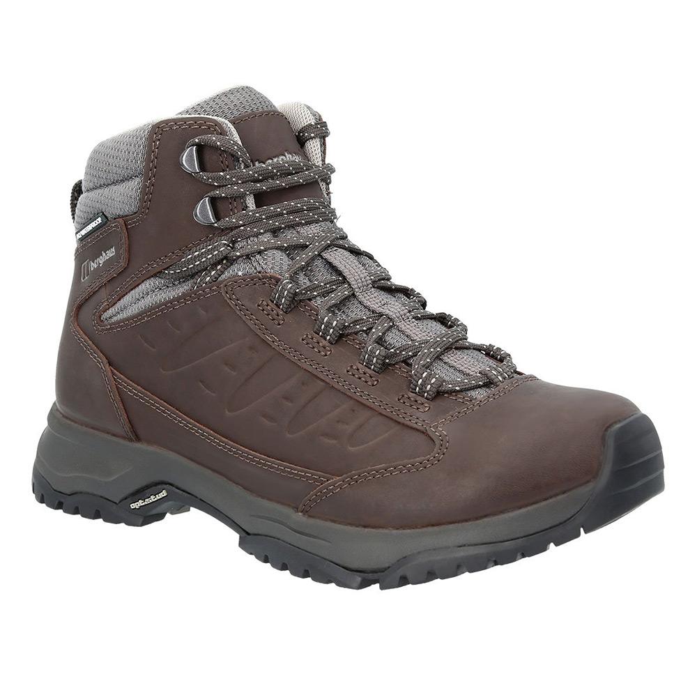 Berghaus Womens Expeditor Ridge 2.0 Boots - Brown - 8