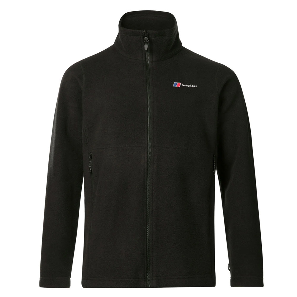 Berghaus Mens Ortler Ii Trousers - Black - 38r