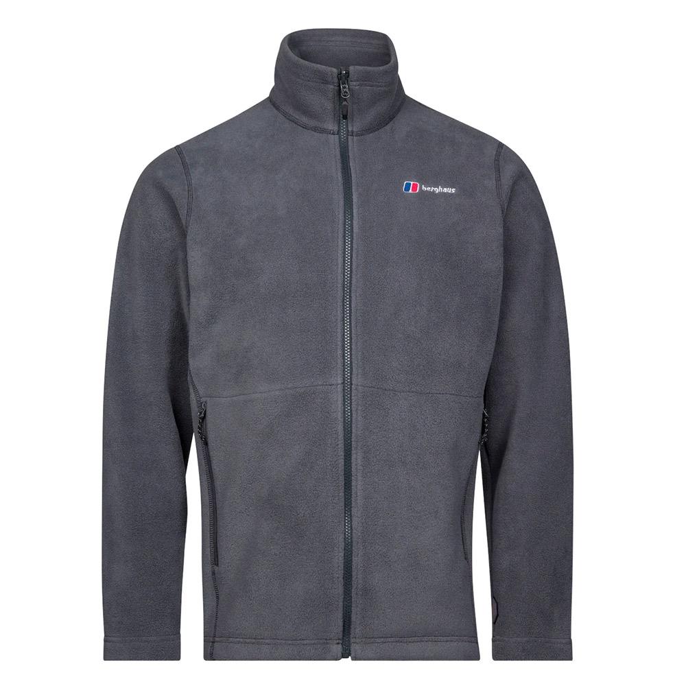 Berghaus Mens Prism Polartec Fleece Jacket-carbon-m
