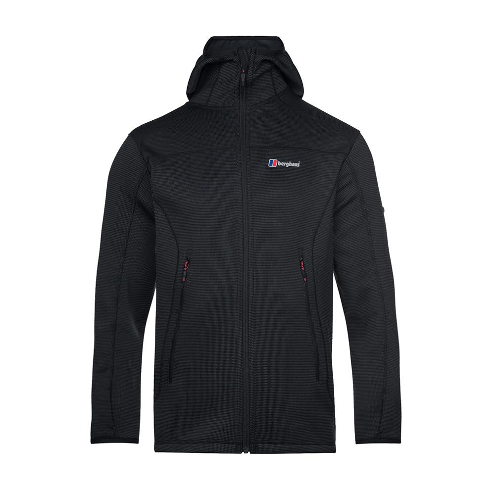 Berghaus Mens Pravitale 2.0 Fleece Jacket - Carbon - M