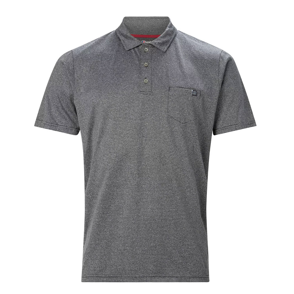Berghaus Mens Voyager 2.0 Tech Polo Shirt