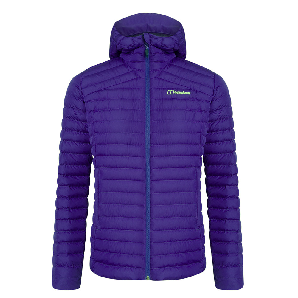 Berghaus Womens Deluge Light Waterproof Jacket-blue-14