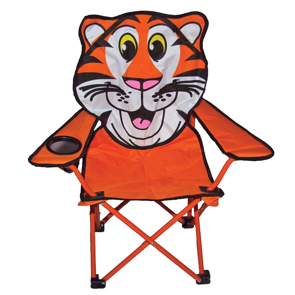 Quest Kids Animal Chair - Tiger