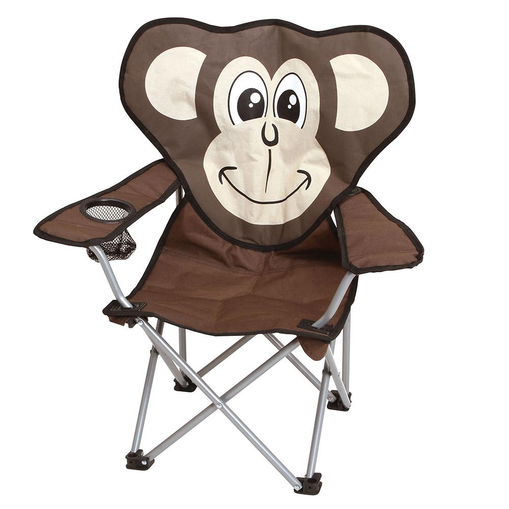 Quest Kids Animal Chair - Monkey