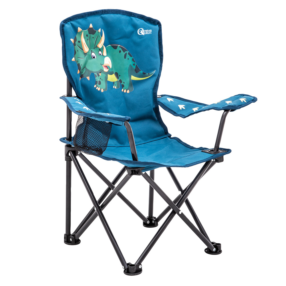 Quest Kids Animal Chair-dinosaur