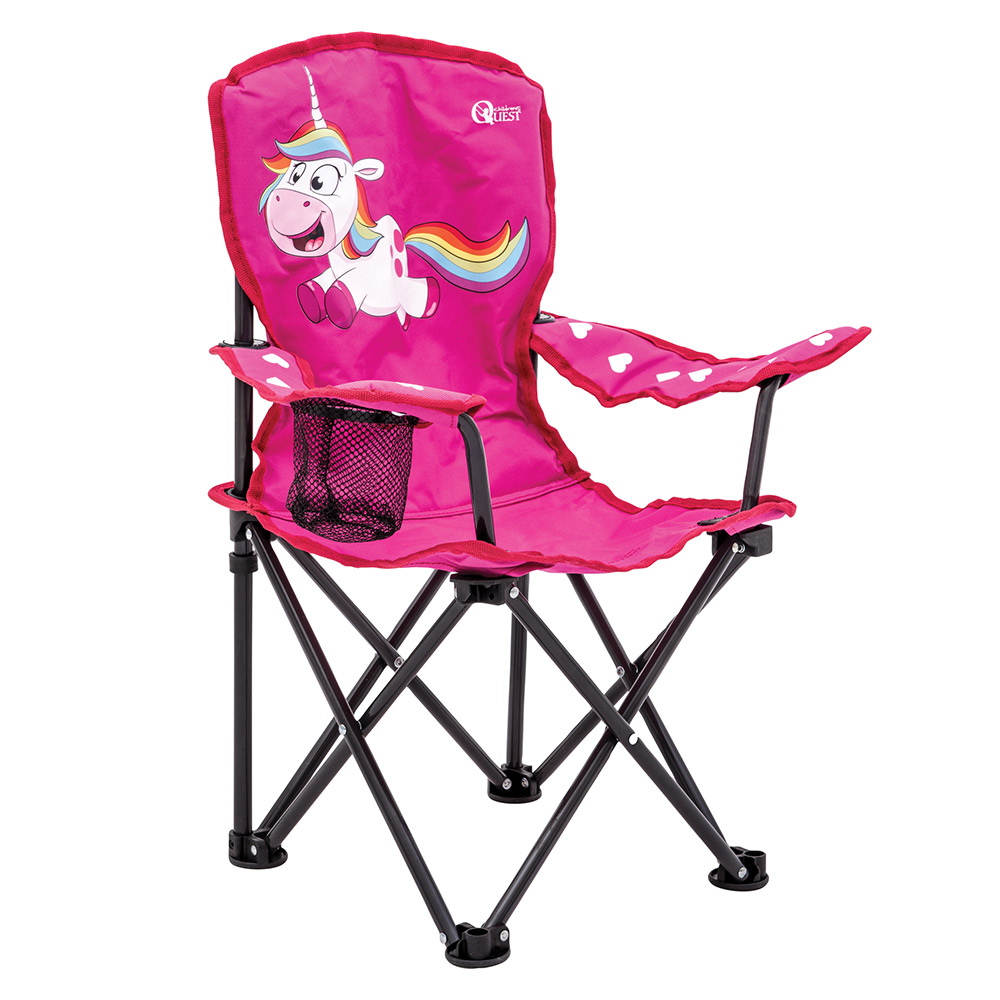 Quest Kids Animal Chair-unicorn