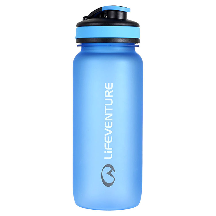 Lifeventure Tritan Water Bottle - 650ml - Blue