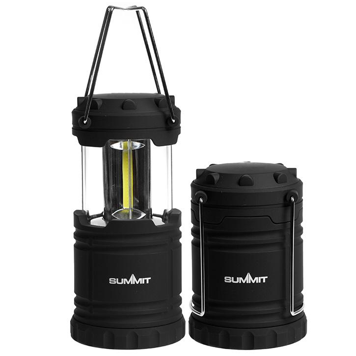 Summit 9w Cob Led Collapsible Lantern