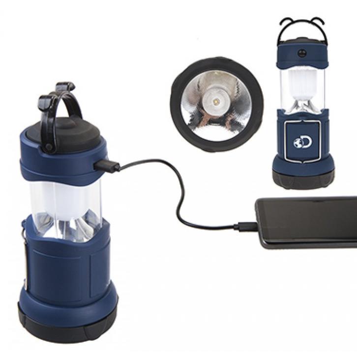 Summit Rechargeable Lantern / Power Bank