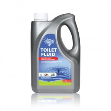 Blue Diamond Blue Toilet Fluid Concentrate - 2l