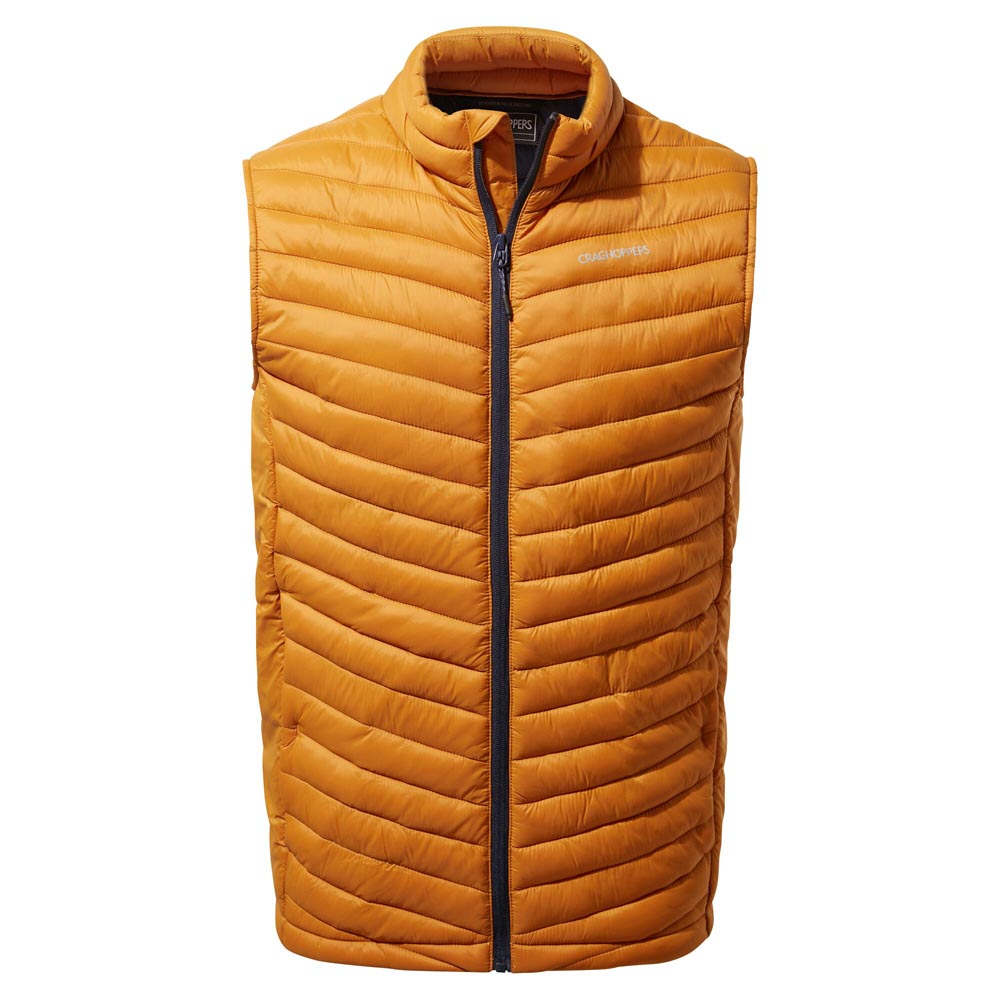 Craghoppers Mens Expolite Insulated Gilet-cumin-l