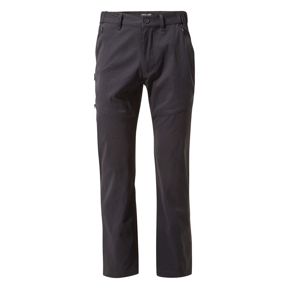 Craghoppers Mens Bjorn Long Sleeved Check Shirt - Dark Khaki - 2xl
