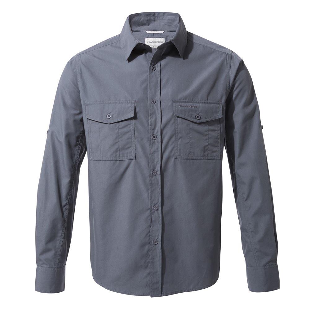 Craghoppers Mens Baird Softshell Jacket-blue Navy-m