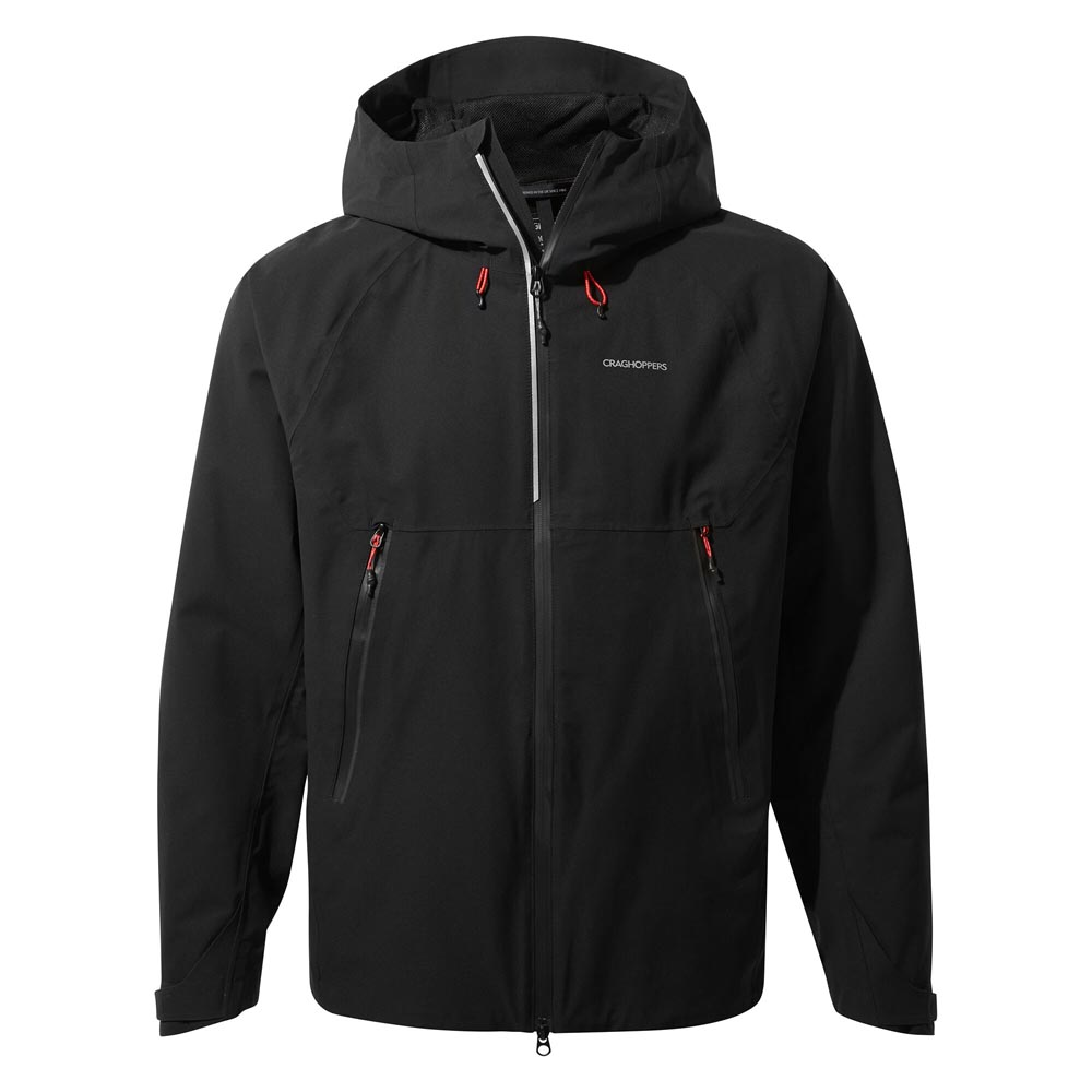 Craghoppers Mens Expolite Insulated Jacket-blue Navy / Cumin-l