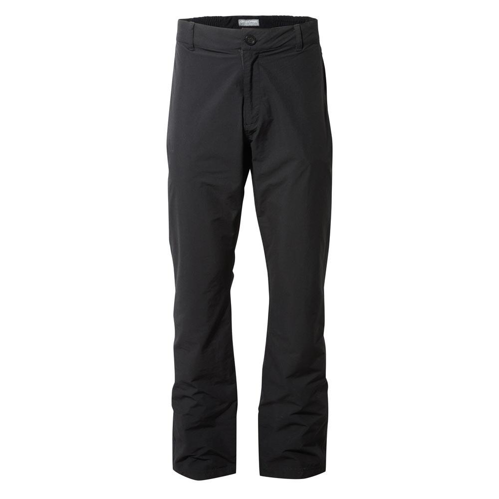 Craghoppers Mens Kiwi Pro Waterproof Trousers-black-30-r