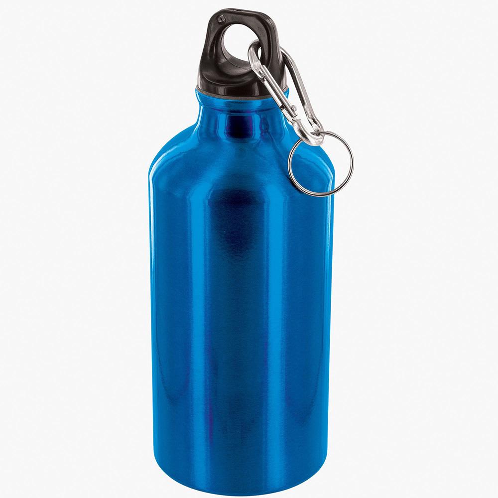 Highlander Aluminium Bottle 500ml-blue