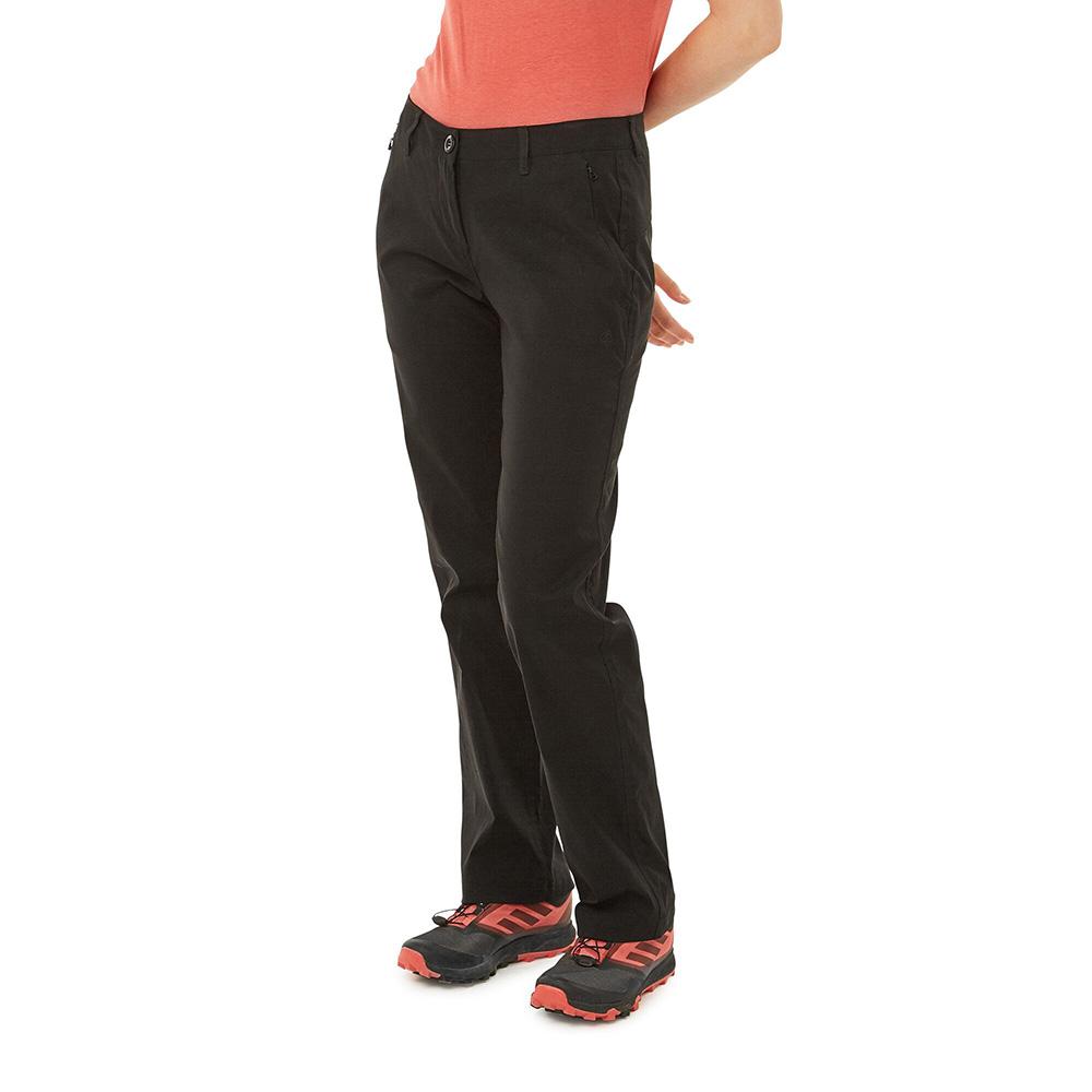 Craghoppers Womens Kiwi Pro Ii Trousers-black-20-l