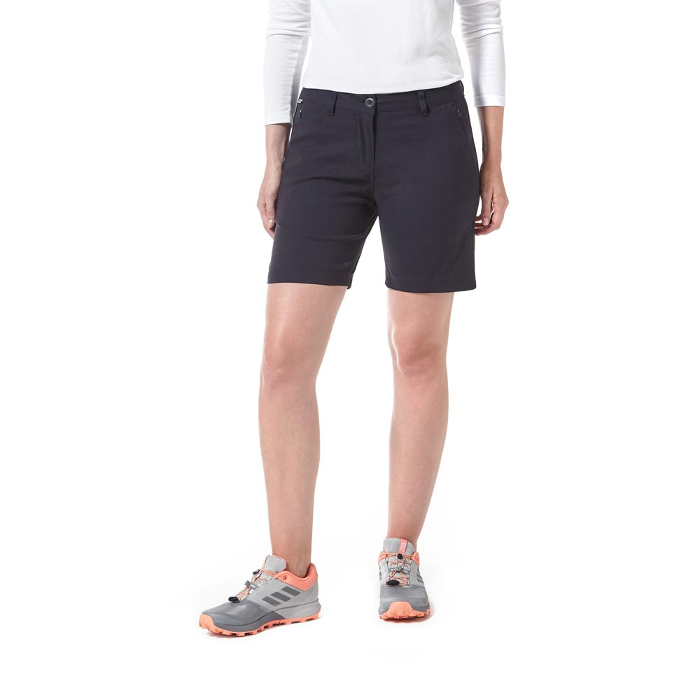 Craghoppers Mens Kiwi Short Sleeved Shirt-cedar-l