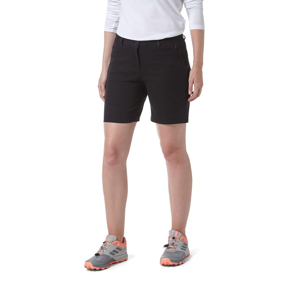 Craghoppers Mens Kiwi Short Sleeved Shirt - Pebble - Xl