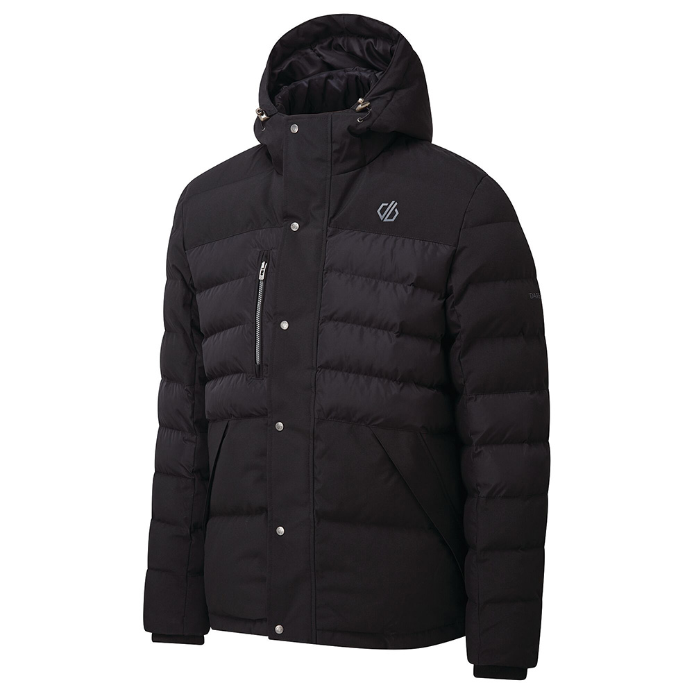 Dare 2b Mens Endless Waterproof Insulated Jacket-black-s