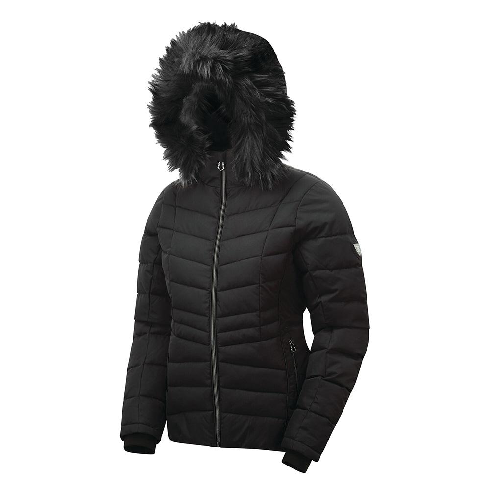Dare 2b Womens Glamorize Ii Waterproof Insulated Jacket-black-16