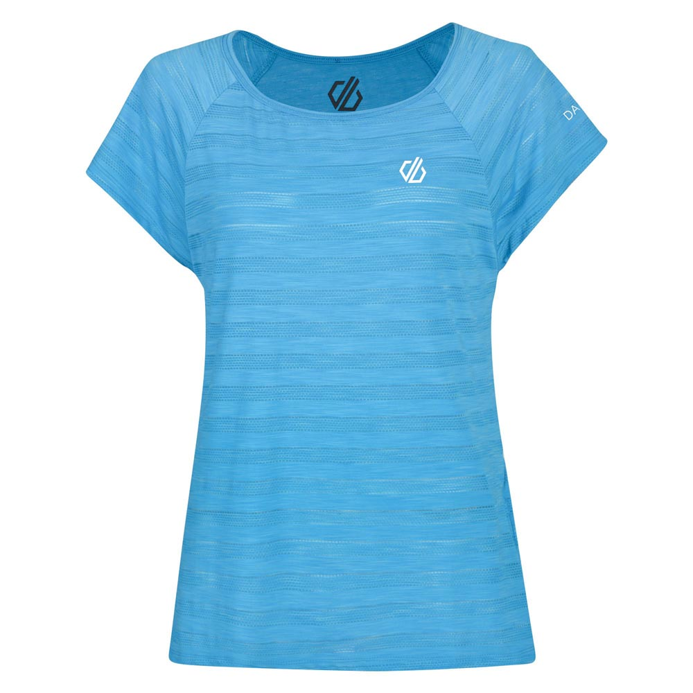 Dare 2b Womens Efficiency Ventilated T-Shirt - Blue Jewel