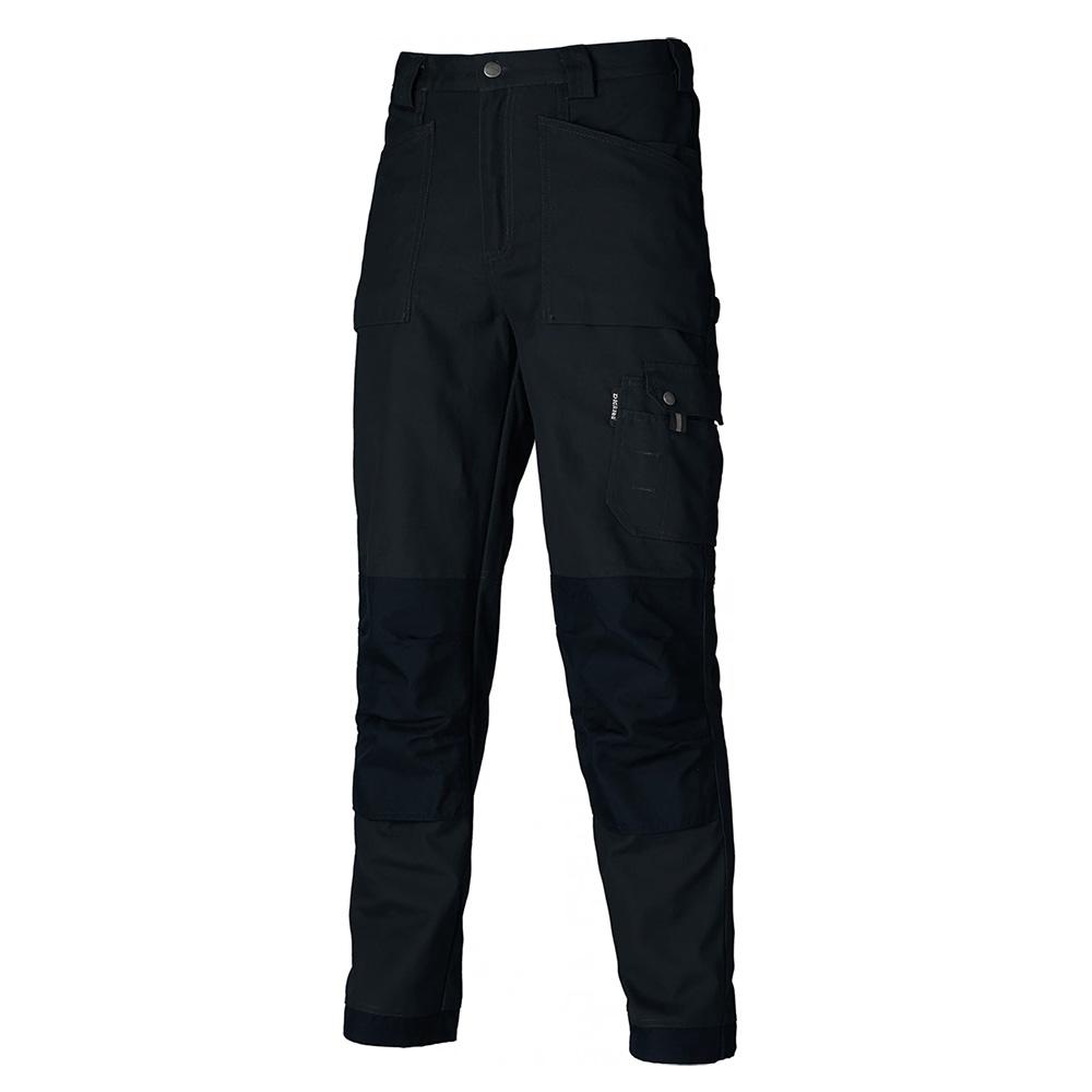 Dickies Mens Eisenhower Multi-pocket Trousers - Navy Blue - 32s