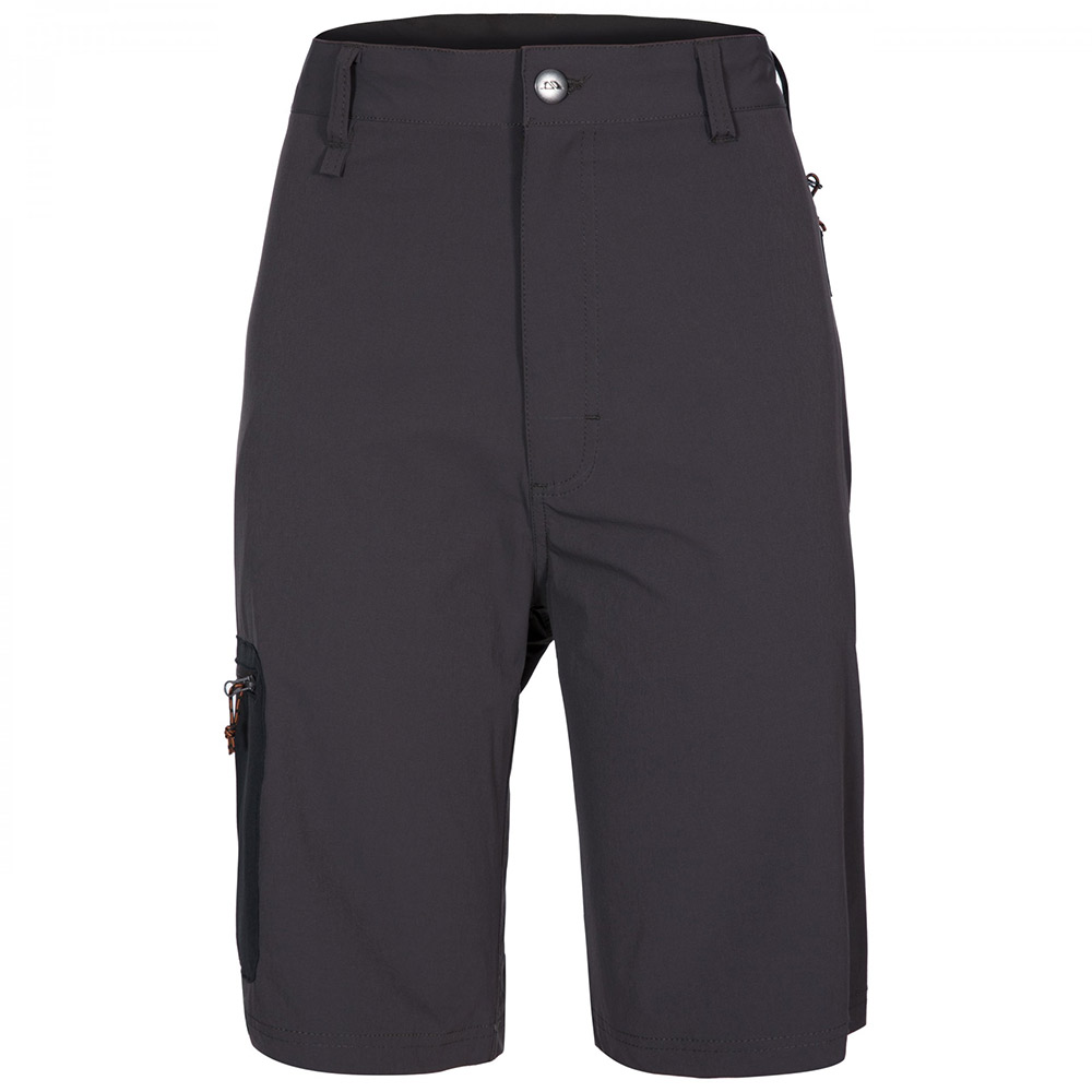 Trespass Womens Rueful Stretch Shorts-Peat-10
