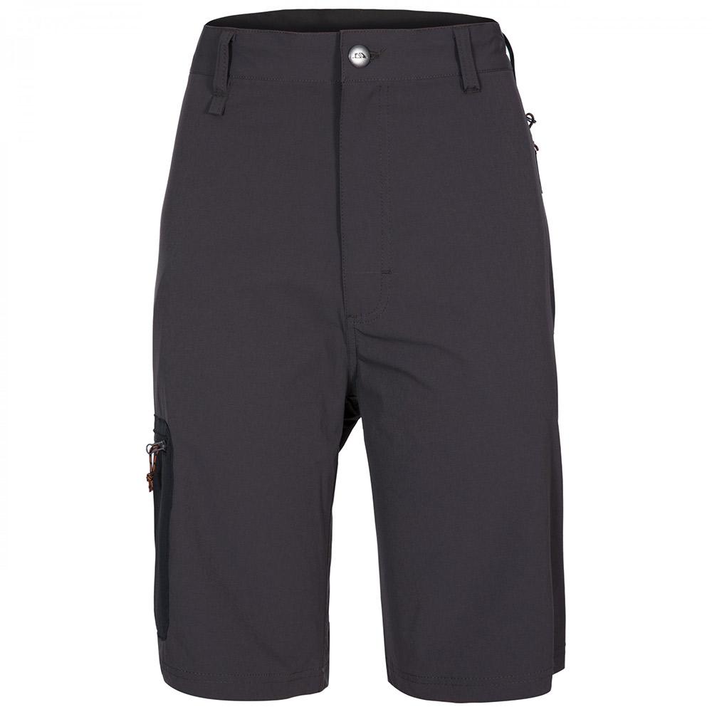 Trespass Womens Rueful Stretch Shorts-Peat-12