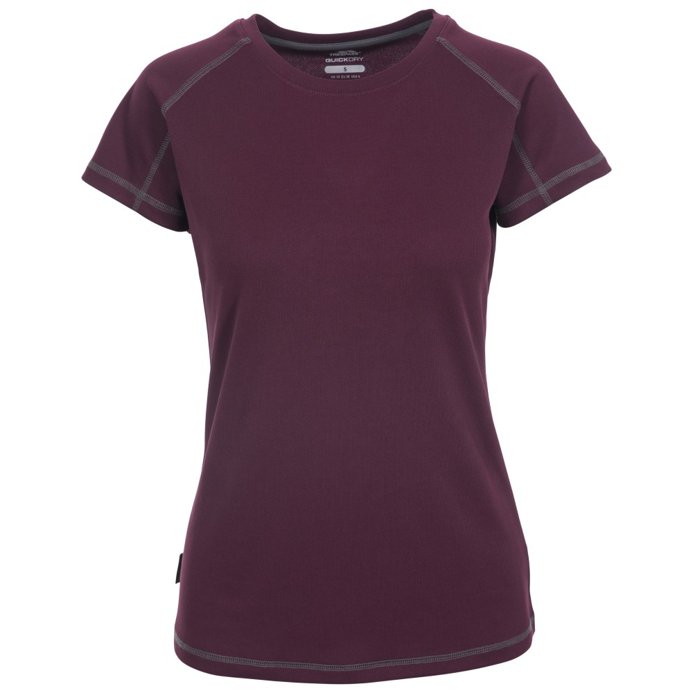 Trespass Womens Viktoria T-shirt-fig-12