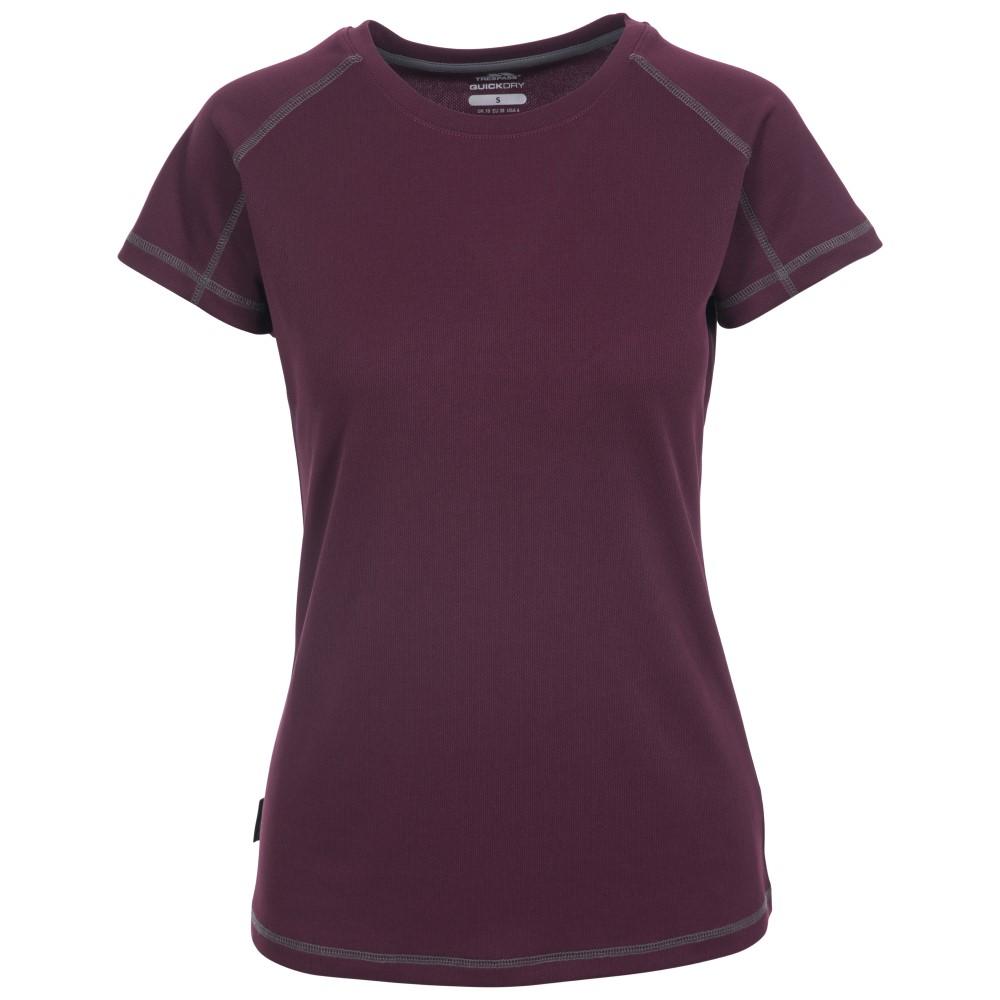Trespass Womens Viktoria T-shirt-fig-18