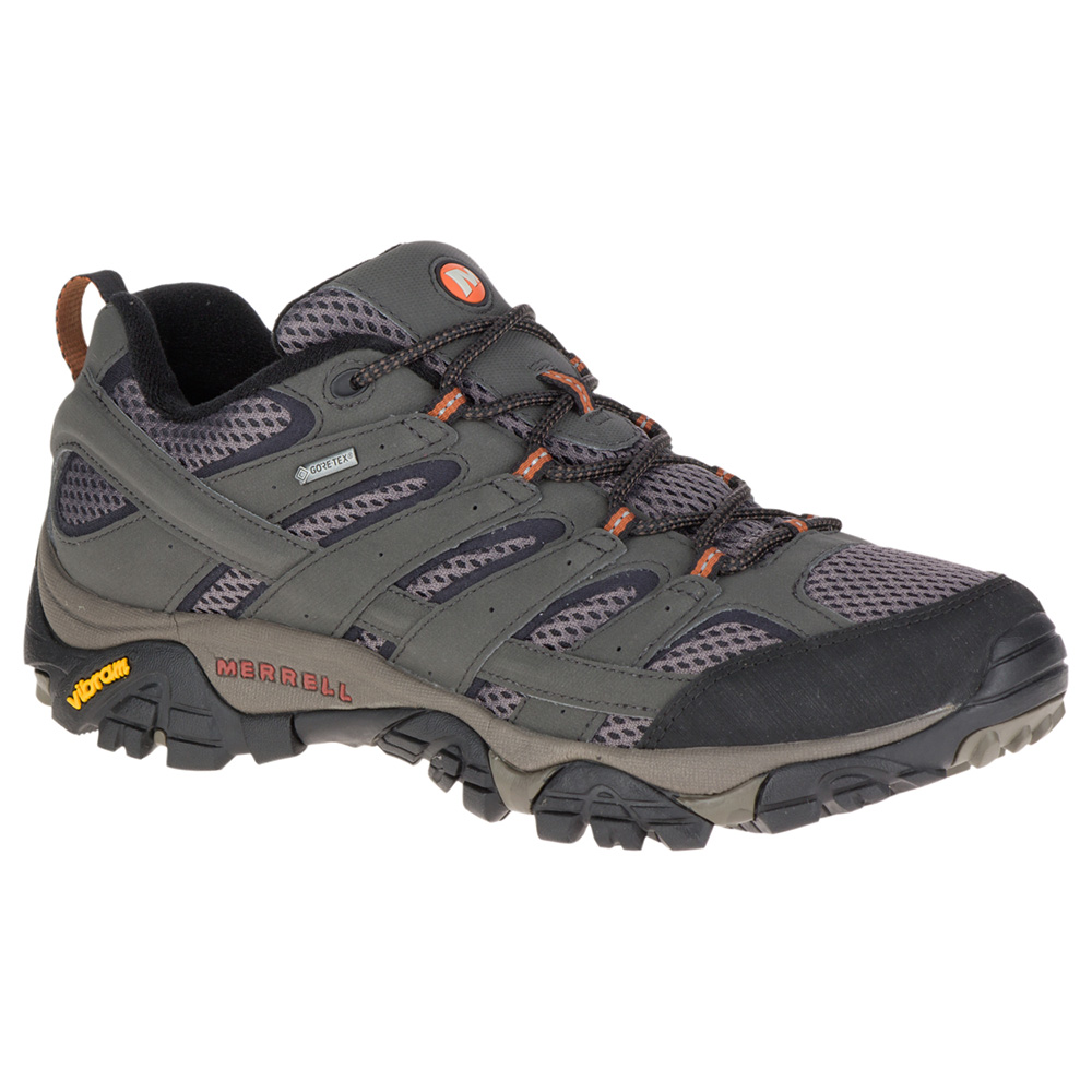 Merrell Mens Moab 2 Low GORE-TEX Hiking