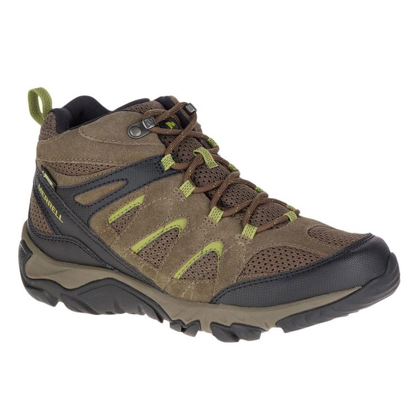 merrells mens walking shoes