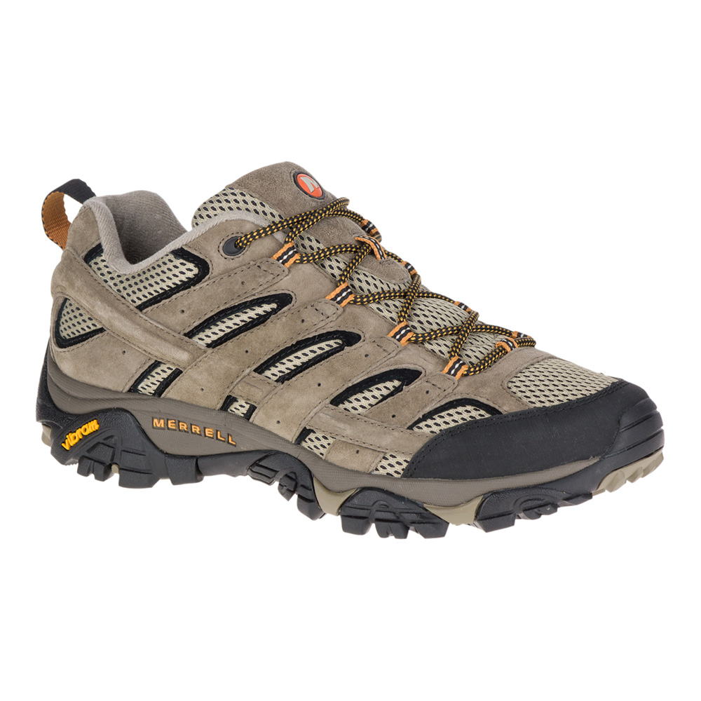 Merrell Men's Moab Ventilator 2 Hiking Shoes, Pecan