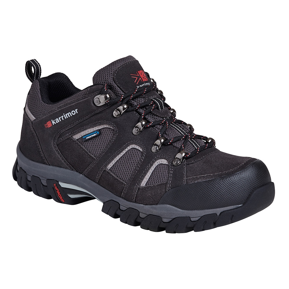 Karrimor Mens Bodmin Low Iv Hiking Shoe