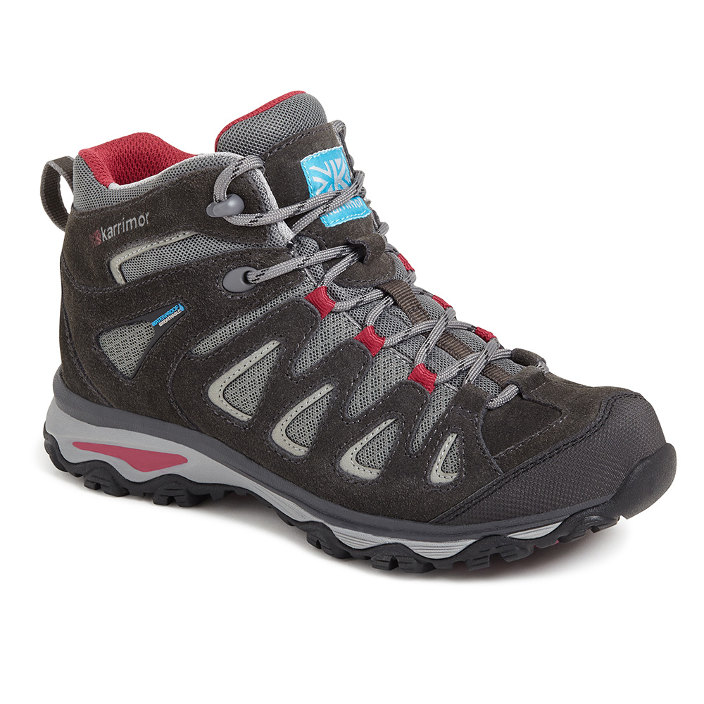 Karrimor Womens Isla Mid Walking Boots