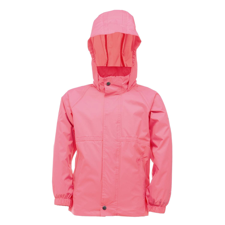 Regatta Kids Packaway Jacket - Lipstick - 3/4