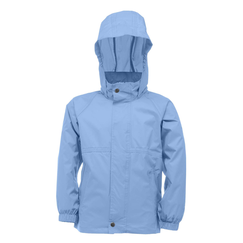 Regatta Kids Packaway Jacket - Bluskies - 3/4