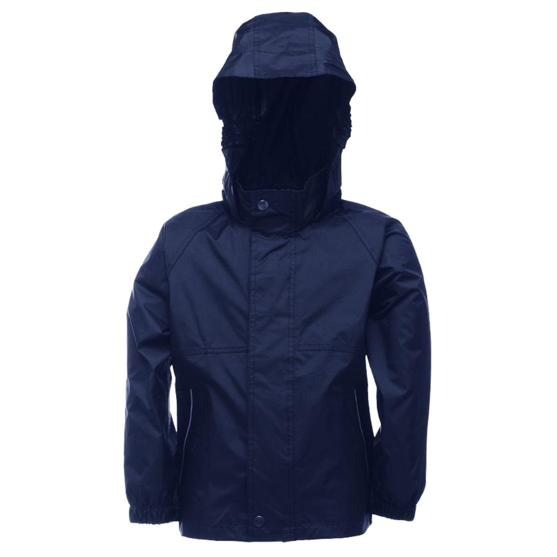 Regatta Kids Packaway Jacket - Midnight - 3/4