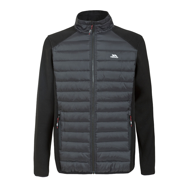 Trespass Mens Saunter Hybrid Jacket