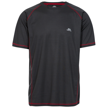 Regatta Mens Tait Active T-shirt-white-l